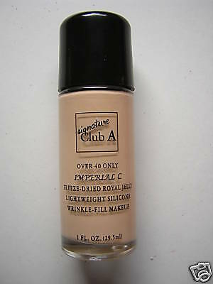 SIGNATURE CLUB A OVER 40 WRINKLE FILL MAKEUP # 1 FAIR