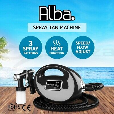 Spray Tan Machine Professional Sunless Sprayer Tanning Gun HVLP 700W
