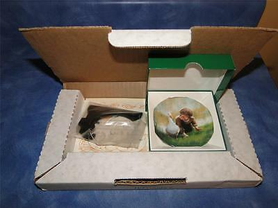 """""""Just Ducky"""" by Donald Zolan  Pemberton & Oakes Miniature Plate"""