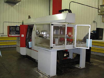 Emco-Maier Emcoturn 465Ds Twin-Spindle  6-Axis Cnc Turning Center - #24621