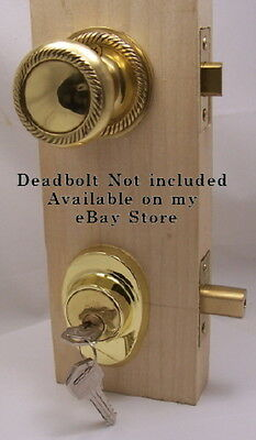 Brass Door Entrance set a $299.95 Value- Factory Direct Prices-Made in USA