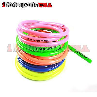 "40 In 1/4"" Fuel Line High Quality Honda Dirt Bike Crf Cr Xr Xl Z Fuel Hose New"