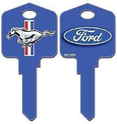 Classic Ford Mustang House Key Blanks KW11 Keyway