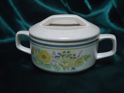 NEW!! LENOX SUMMER SPICE SUGAR BOWL WITH LID