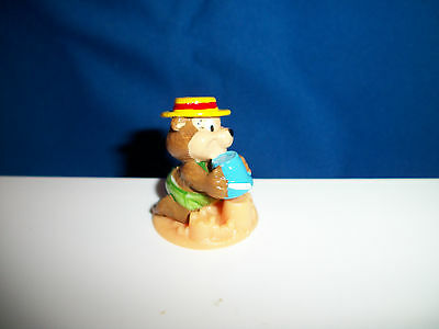 TEDDY BEAR Building SAND CASTLE Figure Kinder Surprise TOP TEN TEDDIES AT BEACH