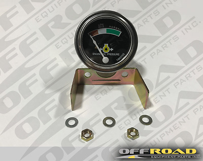 5M1065, 5M-1065 New Aftermarket Oil Pressure Gauge for CAT® Applications 1W0705