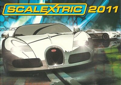 Scalextric 2011 Catalogue - Edition 52