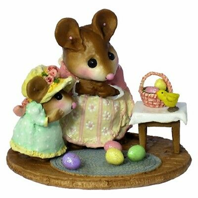 EASTER SURPRISE by Wee Forest Folk, WFF# M-330b, LTD Retired 2008
