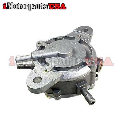 Full Size Vacuum Fuel Pump Assembly For Honda Helix Cn250 Cn 250 Elite Ch250