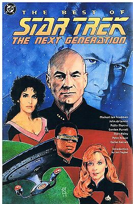 The Best of Star Trek The Next Generation US Trade 1991