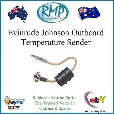 A Brand New Temp Sender Suits Evinrude Johnson Outboards  # 584592