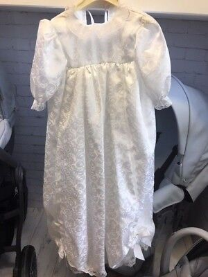 Clair De Lune - Christening Dress - 6 Months