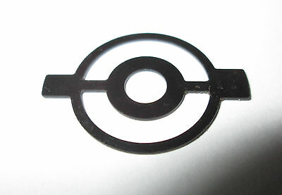 Feinwerkbau 16mm front sight metal inserts Aperture type