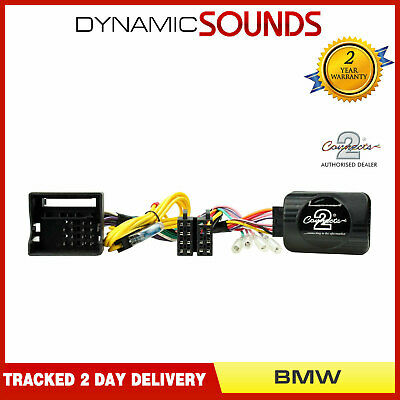 Pioneer Steering Stalk Control Adaptor Phone Button Support For BMW 3 Series E90