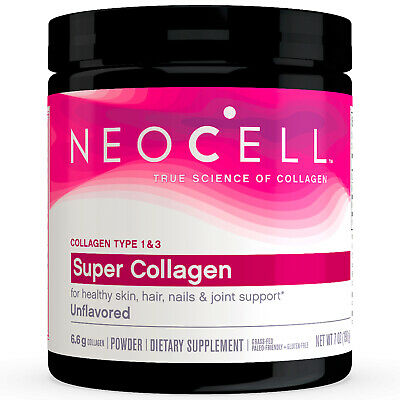 1 Neocell Super Collagen Type 1 & 3 7 oz Powder Fresh Free Shipping Made In USA