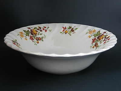 MYOTT - Harvest - Fruit Design - ROUND SERVING BOWL - 20F
