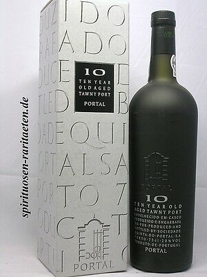 Quinta Do Portal 10 Years Old Tawny Port Bottled in 2006 Portugal Portwein