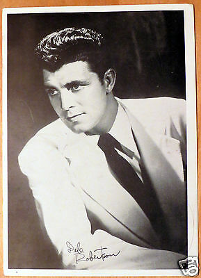 Moxie Stars 5X7 Black/White Glossy Photo Dale Robertson