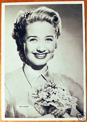 Moxie Stars 5X7 Black/White Glossy Photo Jane Powell