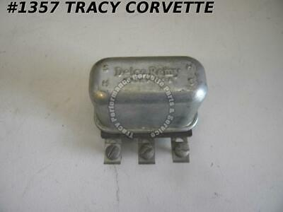 1955-1962 GM Corvette Ford Nash Etc NOS 1116781 Delco Remy U-1738 Horn Relay