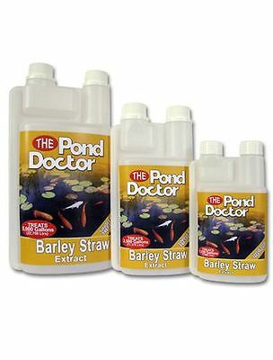 Tap Pond Doctor Barley Straw Extract For Koi Fish Green Water Algae Blanketweed