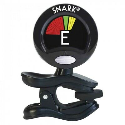 SNARK Sn5 CLIP ON CHROMATIC ACOUSTIC ELECTRIC GUITAR BASS UKULELE BANJO TUNER