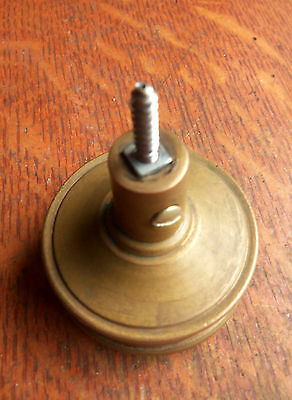 New Screw Mount for Mounting Antique Display Doorknob