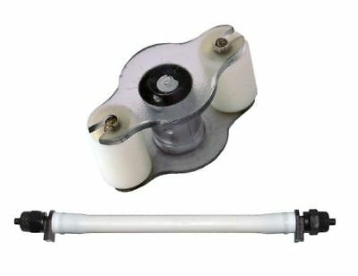 Aquamedic Sp3000 Drive Wheel + Rollers + Hose Connections 104.030-3 + 104.030-4