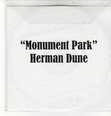 (CZ910) Monument Park, Herman Dune - 2012 DJ CD