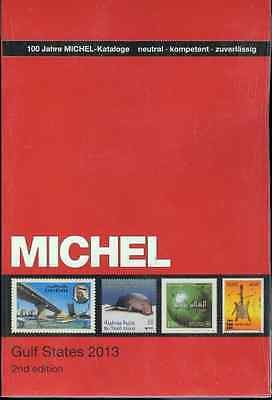 Michel Gulf States 2013 in English, 2nd edition NEW