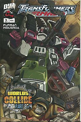 Transformers: Armada #15  (Dreamwave)
