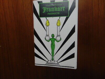 FRANKART  Nude Statues/ Other Figures Catalog Reprin