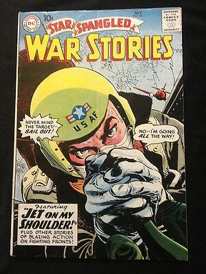 STAR SPANGLED WAR #83 VG/VG+ Condition