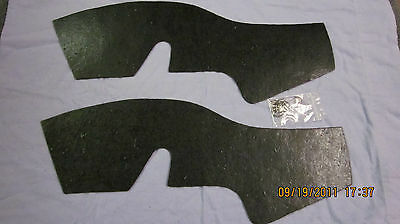 1968-72 gto inner fender splash seal