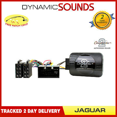 CTSJG002.2 Steering Wheel Control Interface For Jaguar S Type, X Type 2002-2008