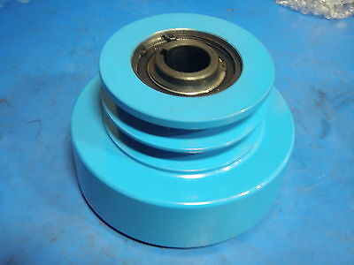 """Centrifugal Clutch Heavy Duty Double Groove B/a With 1-1/8"""" Bore 50 Hp New"""