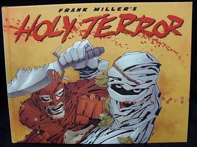 Holy Terror Hard Cover. Frank Miller! (Sin City). Free Uk P+P! Reduced!