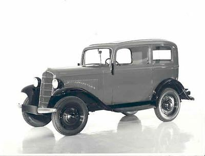 1935 1935 Opel 1100 P4 ORIGINAL Factory Photo wo4711-FD25CX