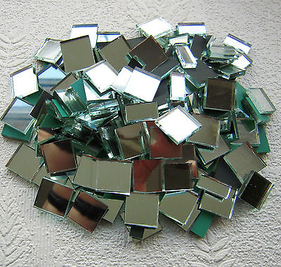 YK * 2Kg MOSAIC  MIRROR  GLASS  PIECES  *  4mm THICK