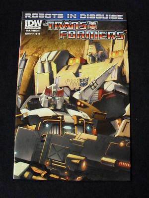 The Transformers: Robots In Disguise #14 Cover A (Idw Comics)