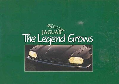1984 Jaguar XJS Prestige Brochure British RHD we8829-RUNGZ8