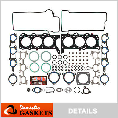 01-06 Suzuki XL-7 Grand Vitara 2.7L DOHC Head Gasket Set H27A