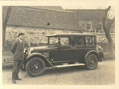 1926 1927 ? Opel ? Sedan ORIGINAL Photo  wn2-KPBBGM