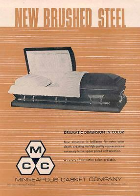 1969 Minneapolis Casket Ad wl2691-CTZJSN