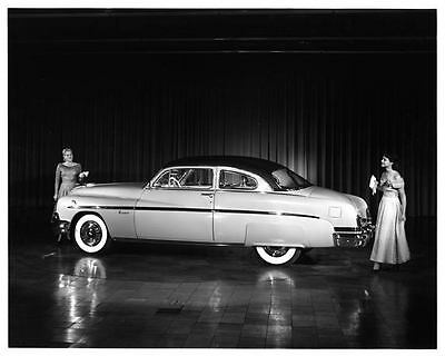 1951 Lincoln Lido Factory Photo ad1537-DLEH46