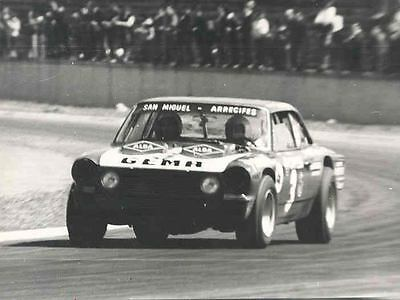 1969 AMC Rambler IKA Torino Race Car ORIGINAL Photo Argentina wj9380-ZNLC2D