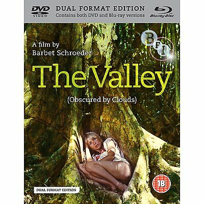 The Valley (Obscured By Cloud) - (DVD & Blu ray) NEW & SEALED