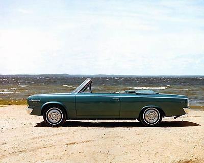 1966 AMC Rambler American 440 Automobile Photo Poster zad6004-IDBD92