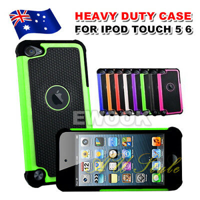 AU Heavy Duty Shock Proof Case For Apple iPod Touch 5 5th Gen