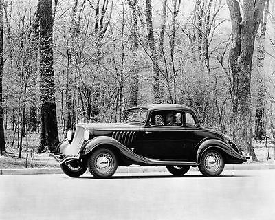 1934 Hudson Terraplane Coupe Automobile Photo Poster zad6206-LE4NBF